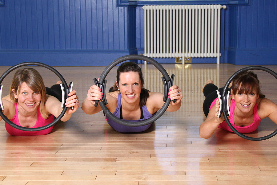 Small Group Pilates Classes
